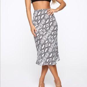 ‼️NEW‼️ Fashion Nova Skirt